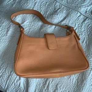 Coach Tan Leather purse